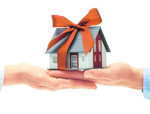 Donazione Immobiliare: come funziona?