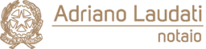 Notaio Laudati a Roma Logo