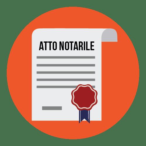 rogito notarile notaio laudati a roma